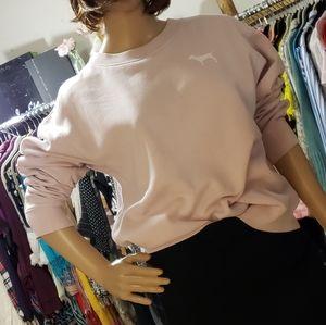 🛍PINK Yoga Sweatshirt  by Victoria's  Secret